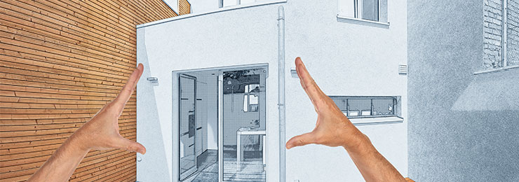 architect woningrenovatie